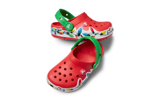 CROCSLIGHTS-HOLIDAY-CLOG-K