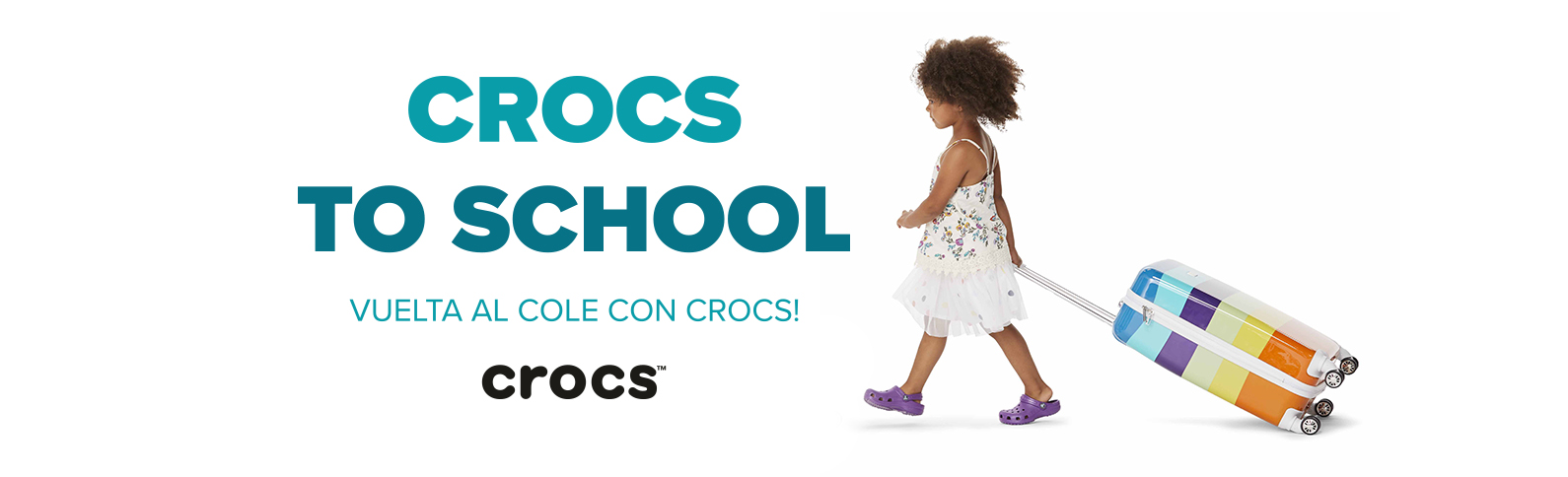 Crocs to School