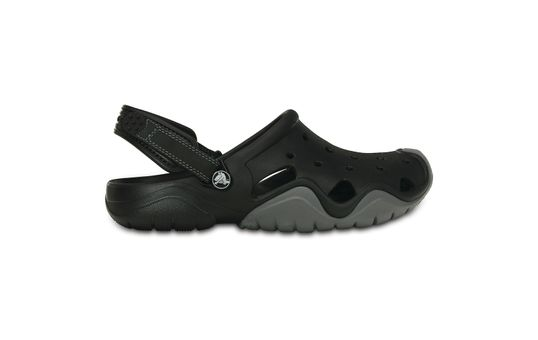 SWIFTWATER-CLOG-M-BLACK-CHARCOAL-