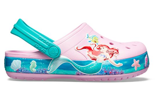 Crocband-Fun-Lab-Clog-Princess-Ariel