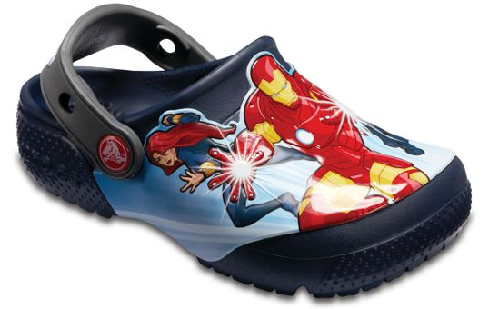 Crocband-Fun-Lab-Clog-Avengers