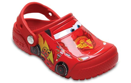 Crocband-Fun-Lab-Clog-Cars