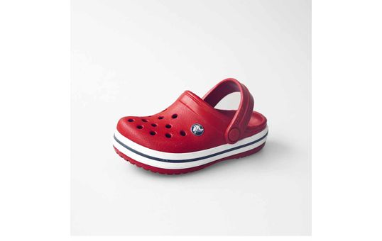 Crocband-Kids-Rojo