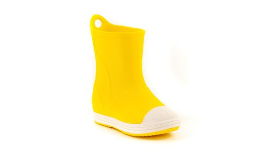 Crocs-Bump-It-Boot-Amarillo