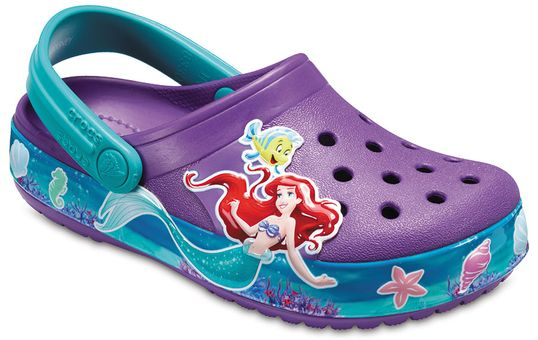 Crocband™-Fun-Lab-Clog-Princess-Ariel