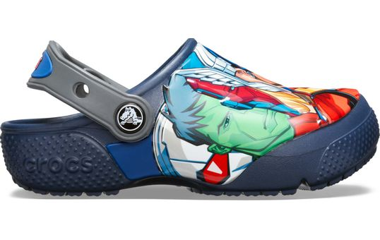 FunLab-Marvel-Multi-Clog-Kids
